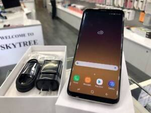 Galaxy s8 64gb gold 2 years samsung warranty tx invoice Surfers Paradise Gold Coast City Preview