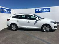 2014 Renault Megane 1.5 dCi Dynamique TomTom Energy 5dr 5 door Estate
