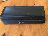 Jim Dunlop Cry Baby Wah
