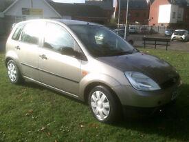 Ford Fiesta 1.4 ( a/c ) 2003. LX