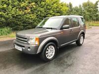 2005 Land Rover Discovery 3 2.7 TD V6 SE 5dr