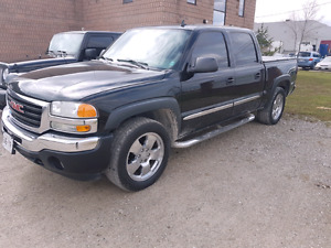 2007 Sierra SLT (as-is condition)