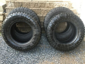 New Tires Awesome Deal.   275/65/18