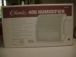 """A Brand New """"Rotating Drum"""" Style Furnace Humidifier"""