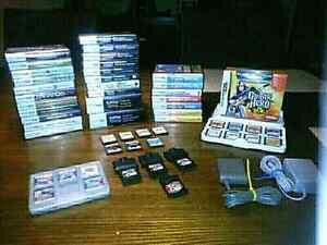 NINTENDO 3DS ET DS GAMES / JEUX