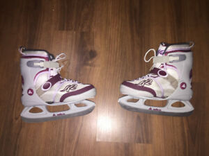 Girls skates for sale!!
