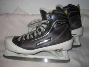 Senior Goalie Skates Size 9½ (Bauer Supreme One100)