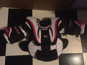 Small Vaughn Goalie Chest Protector