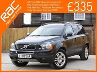 2011 Volvo XC90 2.4 D5 Turbo Diesel 200 BHP SE AWD 4x4 4WD 7-Seater Geartronic 6