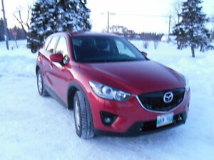 2015  Mazda CX5  AWD   Low KM, No GST
