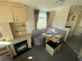 3 BED STATIC FOR SALE, FREE 2021 SITE FEES! DOUBLE GLAZED & CENTRAL HEATED