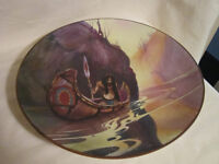 Rare Vintage - Nippon - Charger Plate
