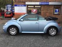 Volkswagen Beetle 1.6 Convertible P/EX 2 CLEAR
