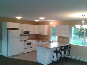 Clean, Bright 2BR close to Comox Base