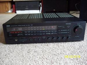 Yamaha AVX-100U Stereo