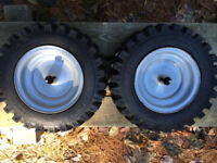 WANTED:     SNOWBLOWER TIRES