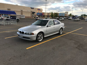 BMW 5 series E39 for sale