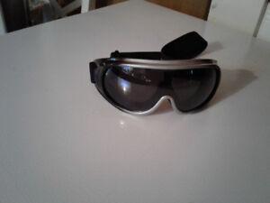Ski goggles, small