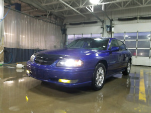 Chevrolet impala ss 2005 3.8supercharged