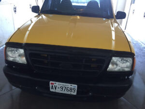 2002 Ford Range 4x4 4.0L Manual Truck For Sale - In Great Shape