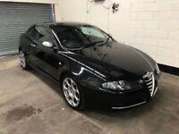 Alfa Romeo GT Blackline 1.9 JTDM 150Bhp, Bose Sound, Leather Interior, Cruise Control, Warranty
