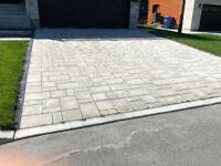 Pave uni installation et perfection
