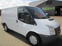 NO VAT Ford Transit SWB 2.2TDCi Duratorq panel van low mileage 103k (44)