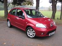 Citroen C3 1.6i 16v AUTOMATIC Exclusive**TOP OF THE RANGE**PERFECT 1ST AUTO**
