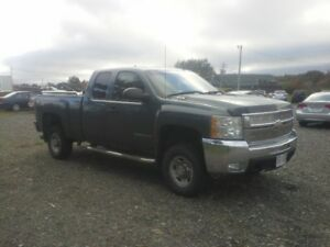 2007 Chevrolet Silverado 2500 HD !! GAS !! 4 DOOR !! HD !!