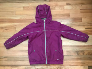 MEC Girls spring/fall jacket. Size 6.