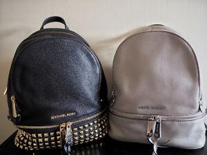 MICHAEL MICHAEL KORS Leather Backpack