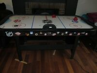 Air Hockey Table - Halex NHL - Moving Sale