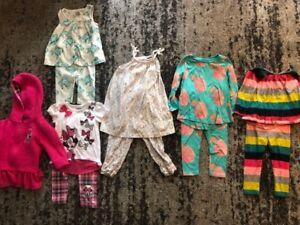 2T girl clothing