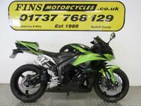 2009 Honda CBR600RR, Green/Black, Excellent, History, MOT, Warranty