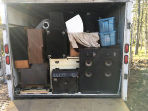 Truck Load of Stuff / Great Deals for Crazy Loud People