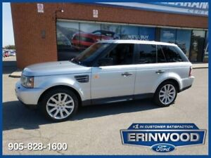 "2007 Land Rover Range Rover SCAWD / ROOF / NAVI / LTHR / 20"" WHL"