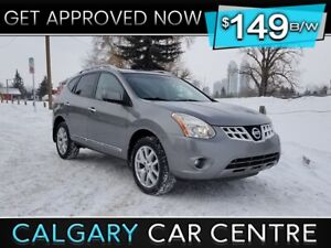 2011 Rogue $149B/W TEXT US FOR EASY FINANCING! 587-500-0471