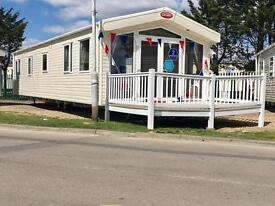 Static Caravan Clacton-on-Sea Essex 2 Bedrooms 6 Berth Carnaby Helmsley Lodge