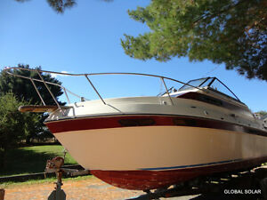 SunRunner Cabin Cruiser and Heavy Duty Trailer