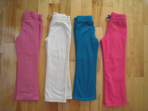 Size 5 girls fleece pants