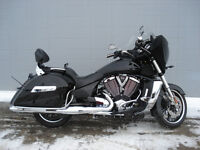 2011 Victory Cross Country ABS- Black