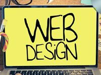 Web Design Developer Freelance London | Online Shop | Portfolio | Blog | from £100