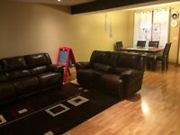 Rooms for rent in FULLY-FURNISHED, EXECUTIVE-LIKE house