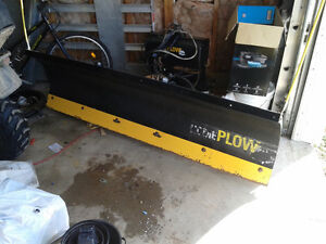 Meyer home plow 80 inch