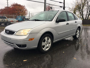 2007 Ford Focus Leather Sunroof Automatic Now Only $2800