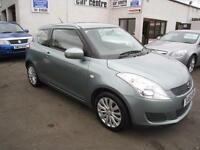 Suzuki Swift 1.2 SZ3. Only 53000 miles. £30 Road Tax. 12 Months MOT