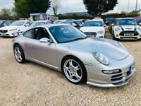 2006 Porsche 911 2dr Tiptronic S Coupe Petrol Automatic
