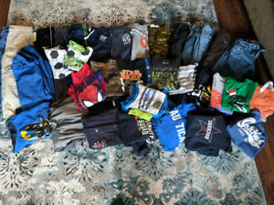 Boys lot of clothes. All in excellent condition. Size 6/7