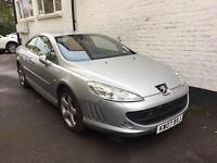 2007 PEUGEOT 407 COUPE SE HDI COUPE DIESEL