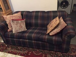 2Sofa beds good condition